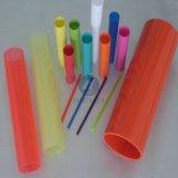2015 Colorful Acrylic PMMA Pipes/Acrylic Bars/PMMA Rods