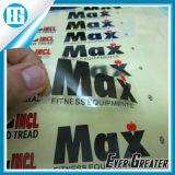 High Adheive Transparent Vinyl Sticker with Your Logo