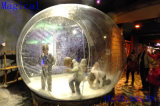 Cheap Price Inflatable Snow Globe for Taking Photo