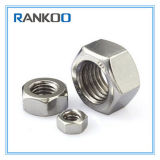 Stainless Steel 304 A2-70 Hexagon Nut