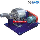 LLW Horizontal Continuous Centrifuge with Screw Feeding Device