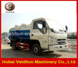 Foton 4X2 3000L Vacuum Fecal Suction Truck