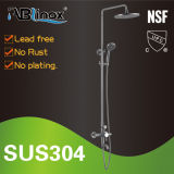 Stainless Steel 304 Casting Shower Faucet (AB205)