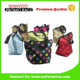 600d Polyester Zippered Fashion Woman Bag