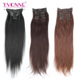 100% Human Hair Brazilian Clip in Hair Extension