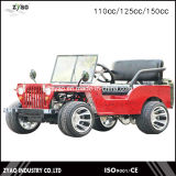 Small Jeep/Kids Amy Jeep/ Mini Rover for Kids/Go Kart for Sale 110cc, 125cc, 150cc