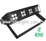 16PCS 3W Tri-Color LED Effect Light