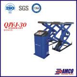 High Quality Scissor Car Lift Suitable for Four Wheel Alignment