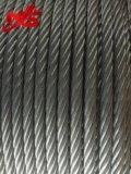Galvanized Steel Wire Rope 6X37+ Iwrc for Derricking