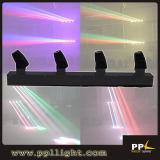 4 Pin RGBW /White LED Beam Moving Head Light