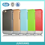 Fashion Color PC+TPU Cell Phone Case for iPhone 6