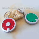 Promotional Mini LED Light Keyring Light with Logo Printed (4052)