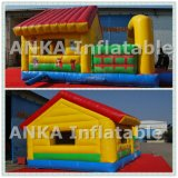 Inflatable House Bouncer with Blower and Cheap Price