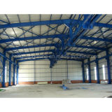 Easy to Install and Dismantle Prefab House Warehouse for Sale