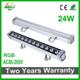 Project 24W RGB Outdoor Wall Washer LED Light