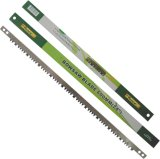 """24"""" Garden Cutting Tools 60# Carbon Steel Hacksaw Bow Saw Replace Blade"""