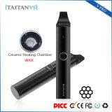 Pure Taste Vpro 900mAh Ceramic Chamber Wax Vape Pen E-Cigarette Starter Kits