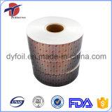 Aluminum Lidding Foil Roll For Sauces Dips Packing
