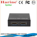 Two Video Output Vehicle HDMI Splitter