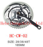 Factory Directly Selling Chain Wheel & Crank Hc-Cw-02