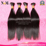 Natural Braid/Raw Bulk Hair India Virgin Hair Bulk