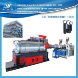 International Certification for Horizontal Double Wall Corrugated Pipe Making Machine