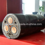 Made in China Competitive Price Copper Conductor XLPE Cable 132kv
