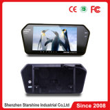 Super Thin New Car Mirror Monitor with 7 Inch TFT LCD Digital Screen Remote Controller and Touch Button