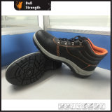 Industrial Leather Safety Shoes of Rocklaner Style (Sn5370)