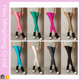 2016 New Designed Plus Size Candy-Colored Strong Elastic Tights
