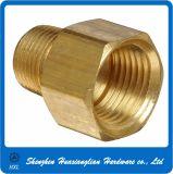 High Precision OEM Machining Turning Brass Smoking Pipe Parts