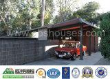 Steel Structure Prefabricated Car Garage Design Construction