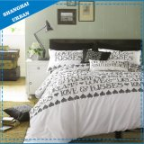 4 PCS Cotton Bedding Set & Quilt Cover