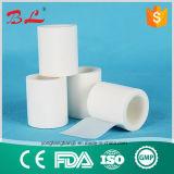 Silk Plaster Plastic Tin Packing, Silk Adhesive Plaster, Medical Silk Tape