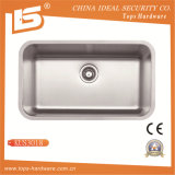 Single Bowl Sink of Kus3018 with Cupc