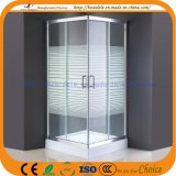 Stripe 4mm Glass Shower Enclosure (ADL-8037)