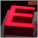 LED Facelit Letters Company Logo