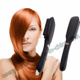 New Fashion Electric Brush Hair Straightening Auto Comb