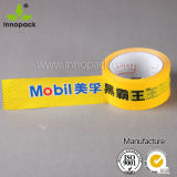 Custom Printing Acceptable Clear Adhesive BOPP Tape