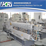 200-250 Kg/H Double Screw PVC Resin Granule Making Hot-Cut Pelletizing Machine PVC Powder Machinery