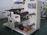 Multifunction Platen Die Cutting Machine with Slitting, Half Cutting