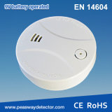 Factory Smoke Alarm with 9 Volt Battery (PW-507)