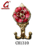 Hardware Clouth Plastic Curtain Robe Hook