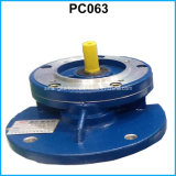 PC Helical Gearbox Coupling to Electric Motor