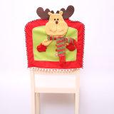 Christmas Three-Dimensional Doll Chair Cover