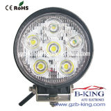 4.6 Inch IP67 60W Round CREE LED Work Light