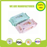 OEM Popular Private Label Skin Care Baby Use Wet Wipes