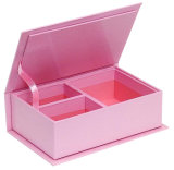 Paper Packaging Box with Ribbon
