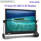 "Sdi/HDMI/DVI/YPbPr/Video Input 15""Monitor"