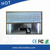 New Laptop Keyboard for Sony Vaio 15/Svf15/Svf15e Series Ru White